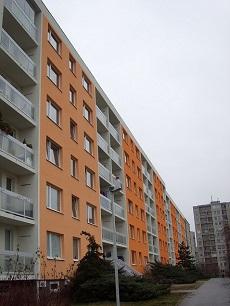 Zateplování bytových domů